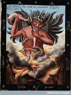 The Prince of Darkness: Dagol, 1775