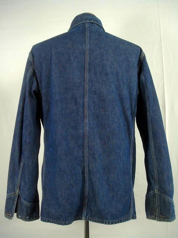 vintage workwear: 1930's-1940's SEARS HERCULES Overalls