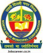 उत्तर दिल्ली नगर निगम NDMC में 12 जूनियर रेसिडेंट के पद पर बहाली : साक्षात्कार की तिथि 16/08/2017