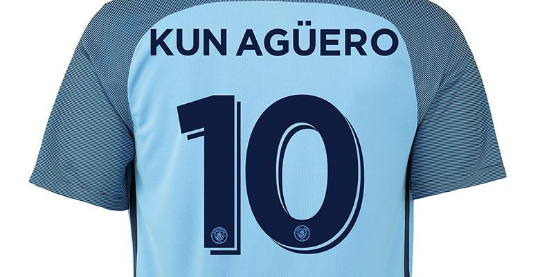 Manchester City 16 17 Schriftart Enthüllt Nur Fussball