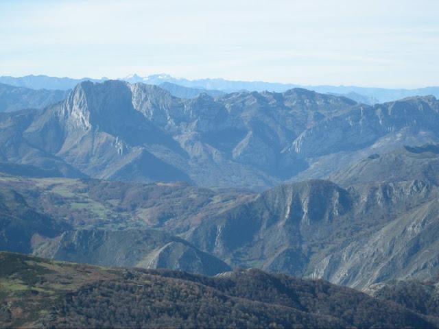 Tiatordos desde la cima del Cotalba