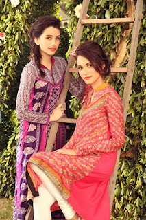 Mausummery colorful lawn Collection for women