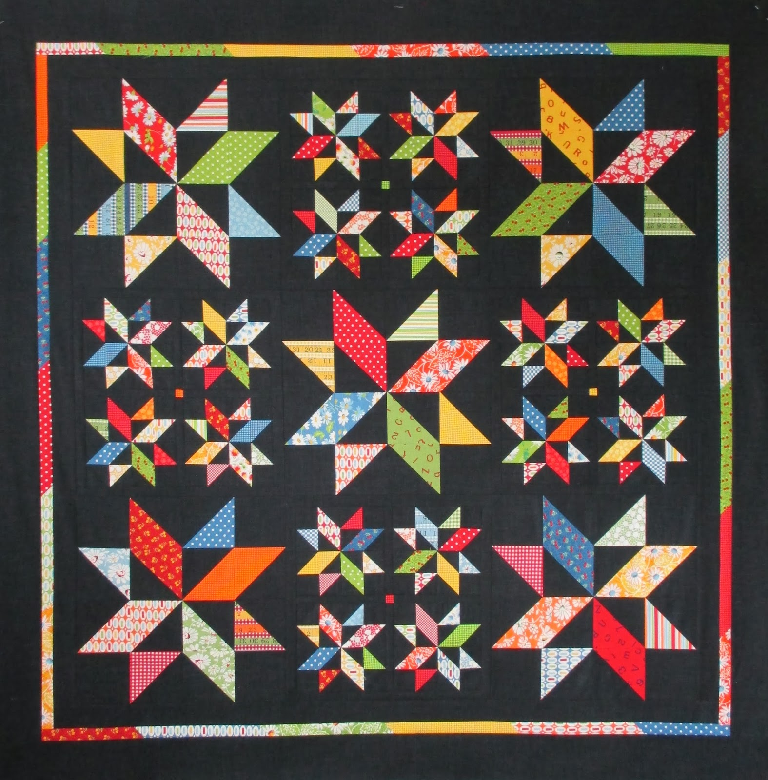Image result for garfield skip-a-week quilt club