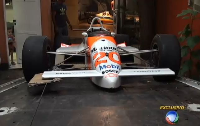 Just A Car Guy Two Time Indy 500 Winner Emerson