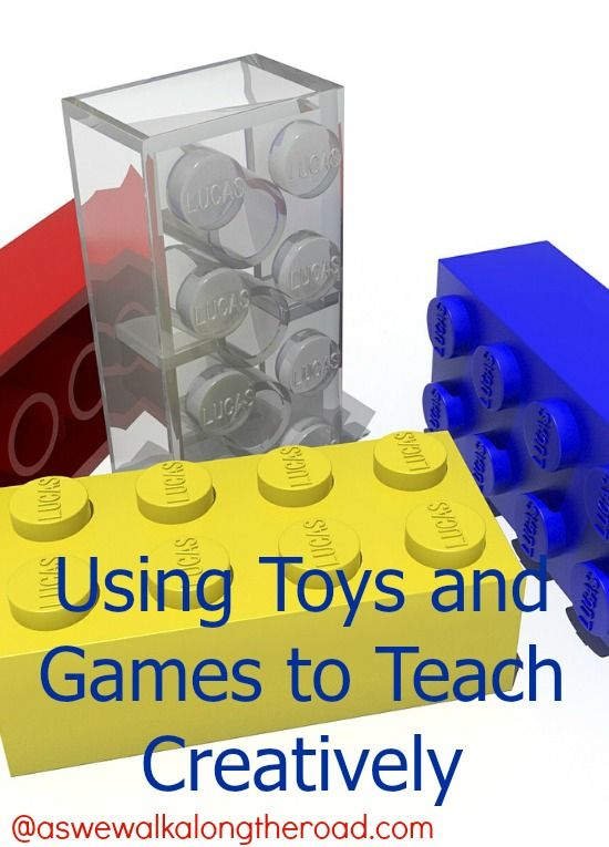Toys and games to help homeschooling