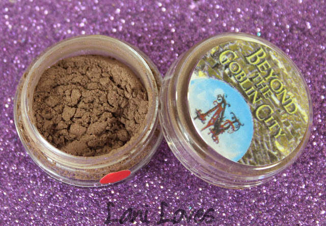 Notoriously Morbid Say Your Right Words eyeshadow swatches & review