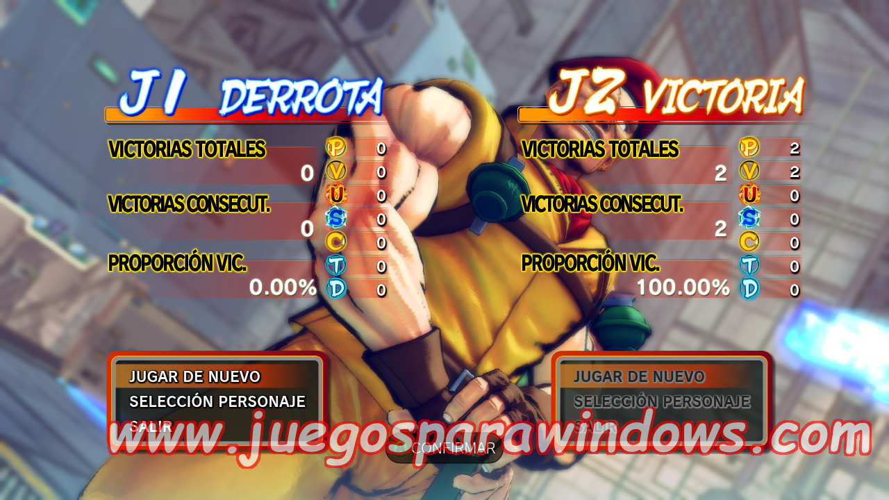 Ultra Street Fighter IV XBOX 360 ESPAÑOL (Region FREE) (WG) 21