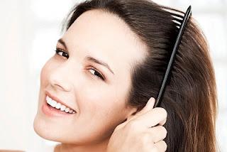 Cara Menyisir Rambut Yang Baik