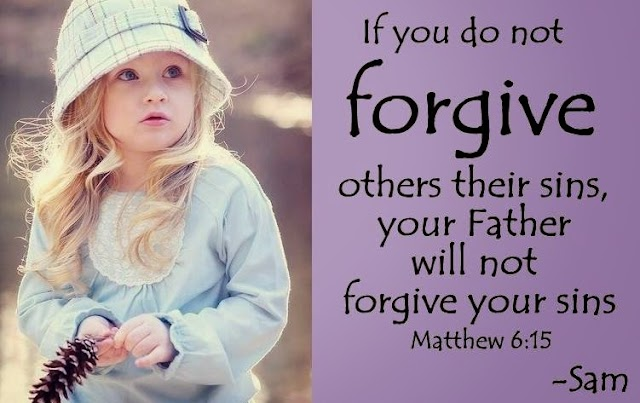Forgive Bible Verse Wallpaper