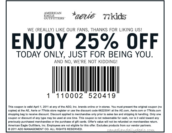 photo regarding American Eagle Coupons Printable identify American eagle discount codes november 2018 / Sq. enix retail store