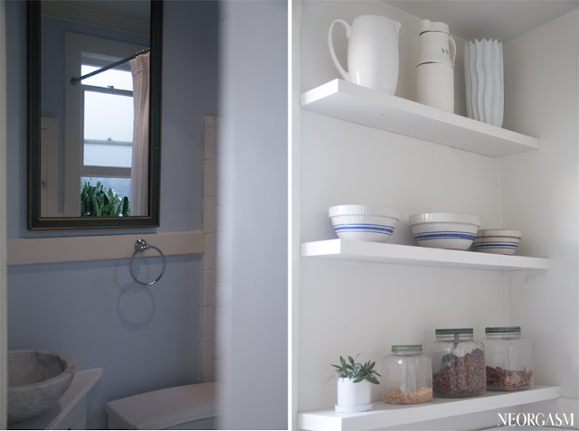 Neorgasm, small space interior tips, how to design small space, earthy living interior, shabby chic interior, perfect small space design