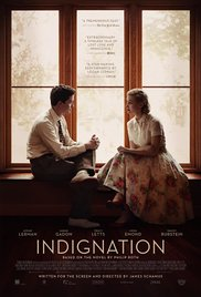 Watch Indignation Online Free Putlocker
