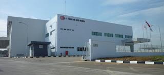 Informasi Loker Pabrik Operator PT Fusoh Tube Parts Indonesia Jababeka Cikarang
