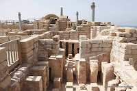 Israel, Archeology and History, Caesarea Maritima, Travel, Pictures