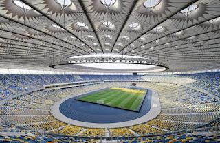 الملعب الذي يستضيف نهائي دوري أبطال أوروبا 2018