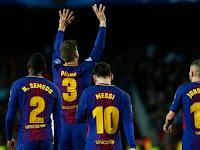 Match Result Barcelona vs AS Roma: Score 4-1