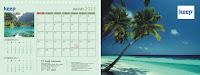 desain kalender premium