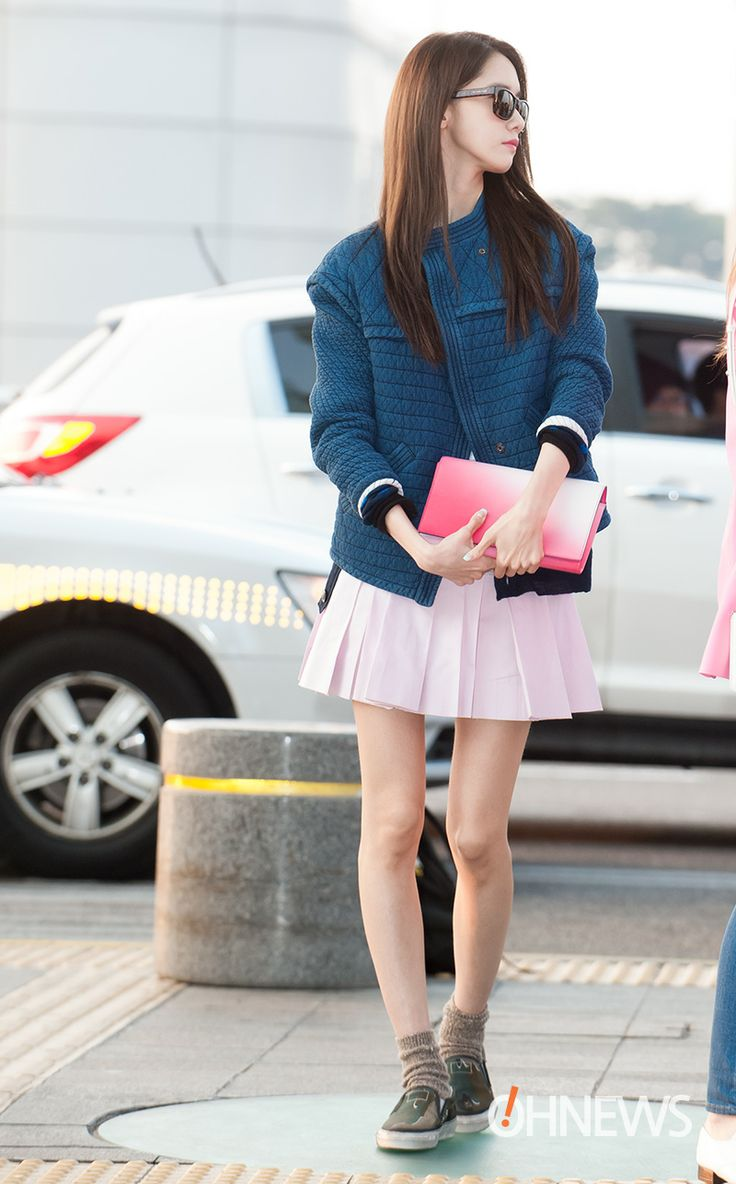 Steal's Yoona Look: It's The Time to Wear Pink