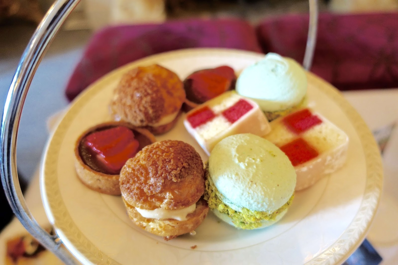 #AfternoonTeaWeek at Alexander House Hotel and Spa Sussex