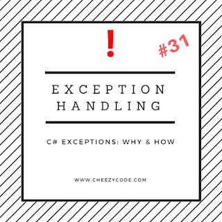 C# Exception Handling