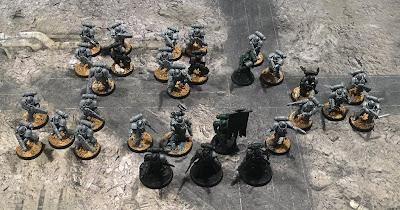 40K Blades of Vengeance WIP