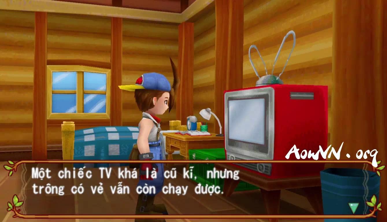 AowVN.org minz%2B%25281%2529 - [ HOT ] Harvest Moon Hero of Leaf Valley Việt Hoá 100% | Android & PC PSP - Siêu phẩm nông trại RPG huyền thoại