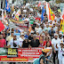 População sai às ruas de Patos, PB, em defesa da educação e contra a Reforma da Previdência