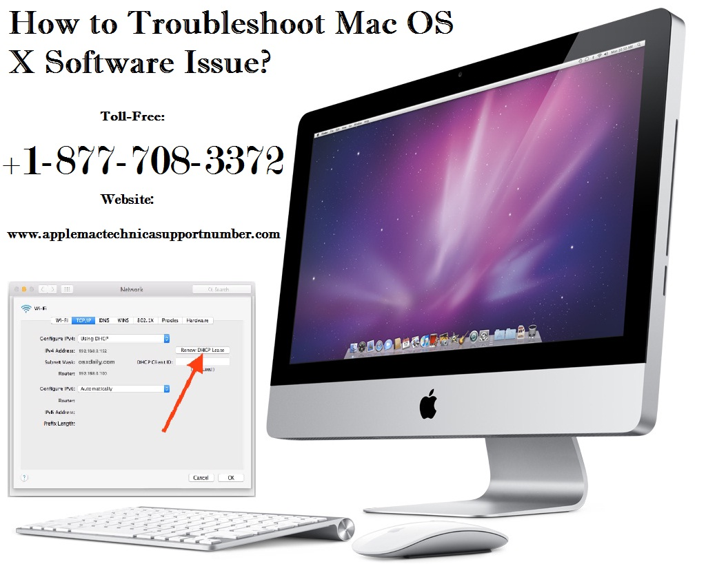Mac OS technical support number