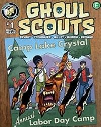 Ghoul Scouts: I Was A Tweenage Werewolf!