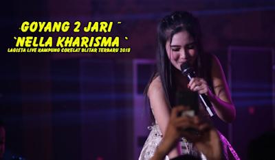 Download Lagu Goyang 2 Jari Nella Kharisma Mp3 Terbaru 2018
