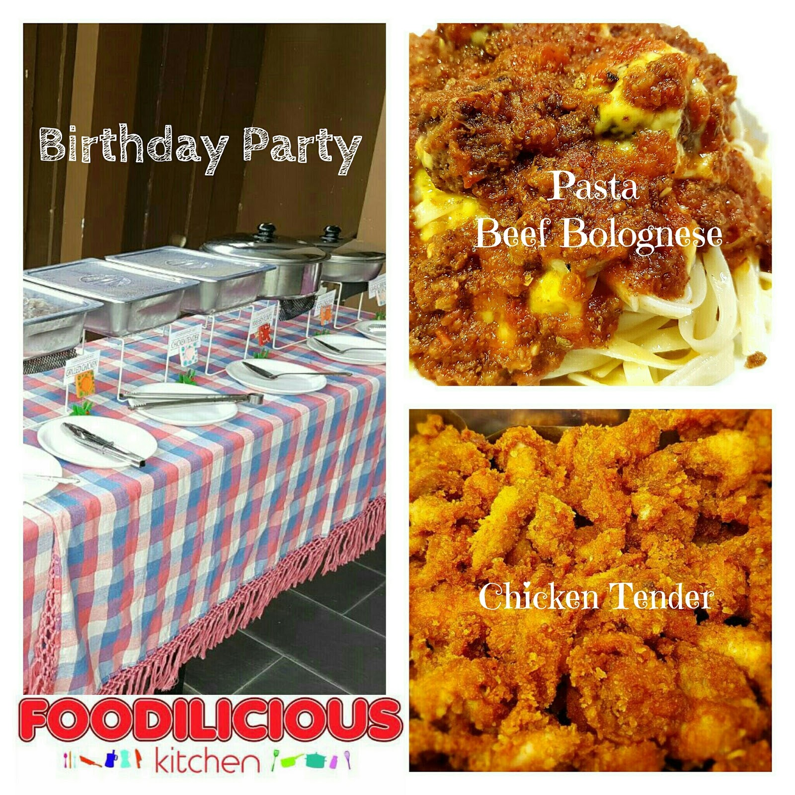 FOODILICIOUS KITCHEN SHAH ALAM: THROWBACK CATERING SERVICE