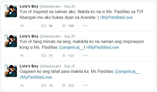 'Lola's boy' Coco Martin is 'Mr. Pastillas' of Pastillas Girl