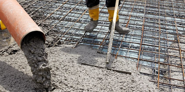pengertian beton dan sejarah beton