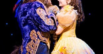 WICKERMOSS: EVENTS: Beauty and the Beast | Disney's ...