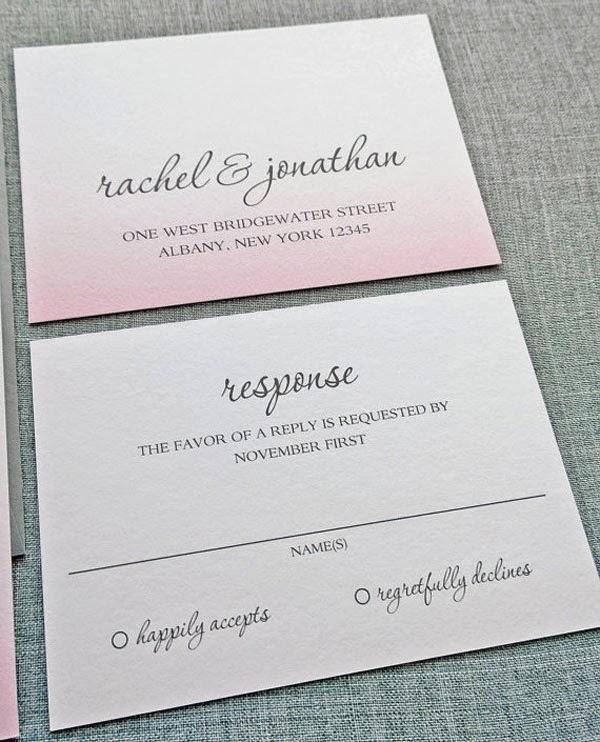 Wedding Invitations Letterpress Affordable Wedding Ideas