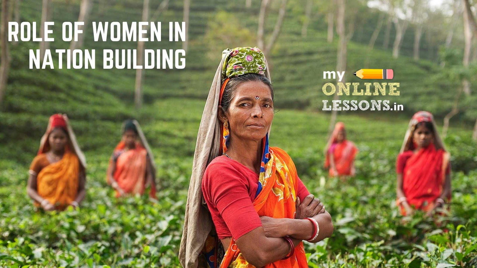 Role of women in nation building