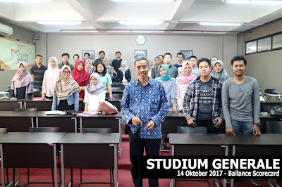 Studium Generale: Balanced Scorecard