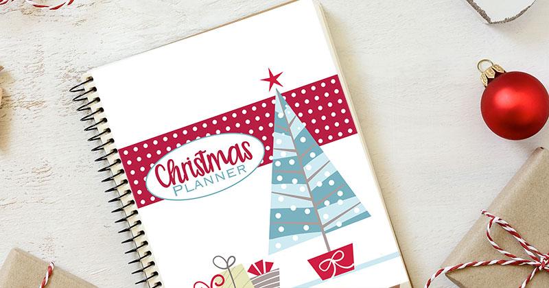 The Printable Christmas Planner for Your Perfect Christmas Sunny