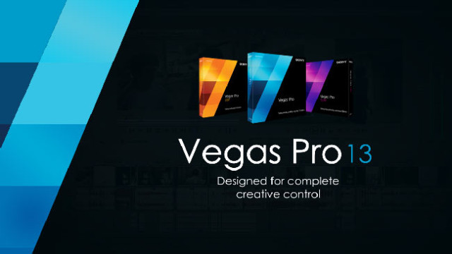 Baixar Sony Vegas Pro 13 + Crack