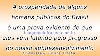 Frases sobre o Brasil e os Brasileiros