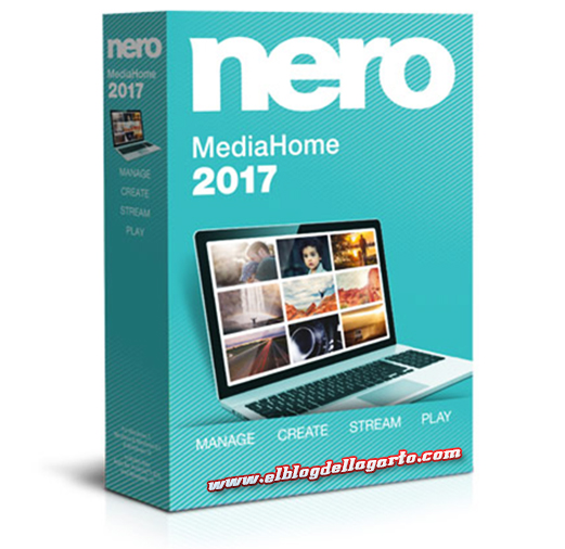 nero mediahome 2017 standard 18 full mega el blog del lagarto. Black Bedroom Furniture Sets. Home Design Ideas