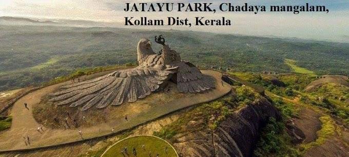 Jatayu Park Chadaya mangalam, Kollam Dist, Kerala