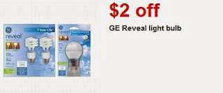 Then Stack It With The Target Store Coupon For: $2.00 Off Any GE Revel Light  Bulb.