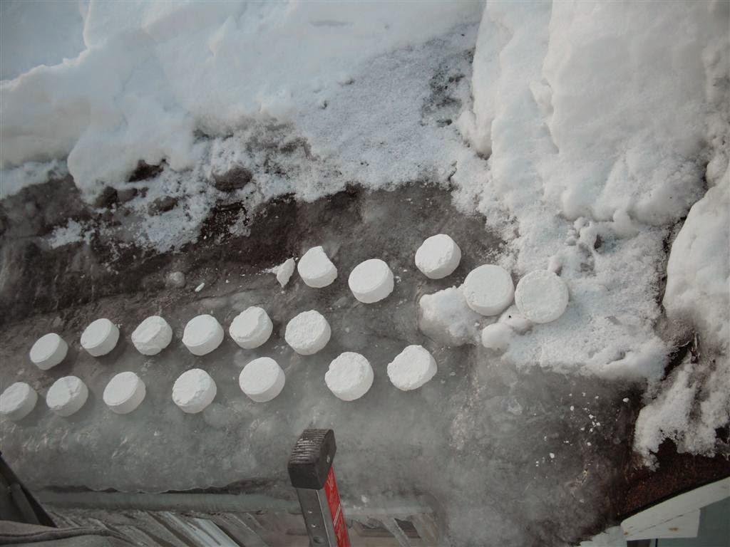 Winter Leak Danger Roof And Gutter Ice Dams