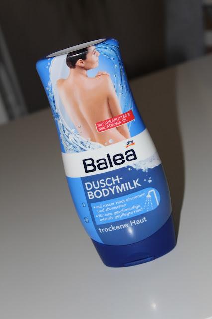 DM #1 Balea - tuš/mlijeko za tijelo