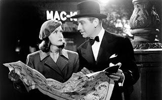 Ninotchka Greta Garbo Melvyn Douglas 1939