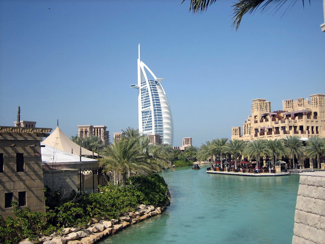Burj Al Arab, Dubai - Travel Info and Travel Guide ...