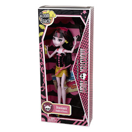 MH Gloom Beach Draculaura Doll