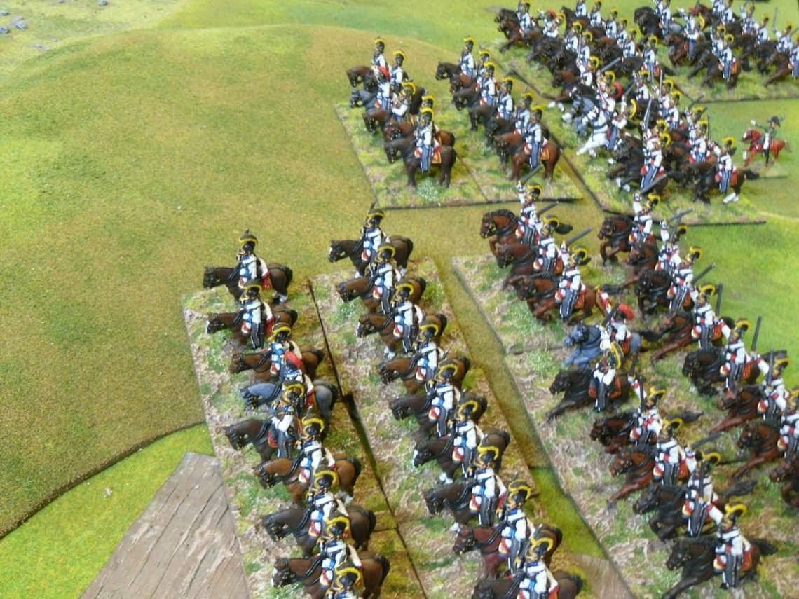 Austrian reinforcements!