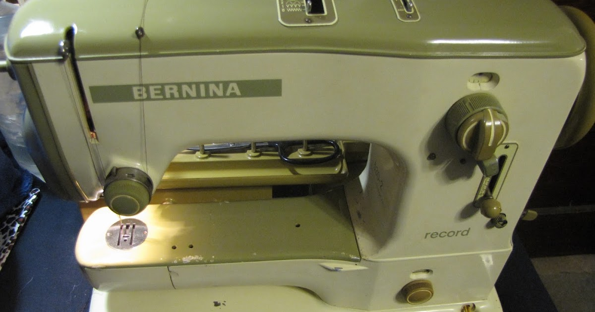 VINTAGE SEWING MACHINES Bernina 4040 Sewing Machine Enchanting Best Oil For Bernina Sewing Machine